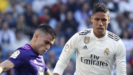 Varane no quiere hablar de su permanencia en el Real Madrid