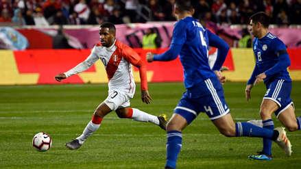 Perú vs. Paraguay: resumen, gol y mejores jugadas del  partido amistoso FIFA