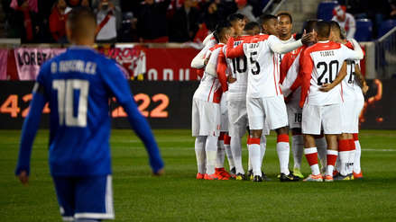 Perú vs. Paraguay EN DIRECTO minuto a minuto - Amistoso Internacional FIFA