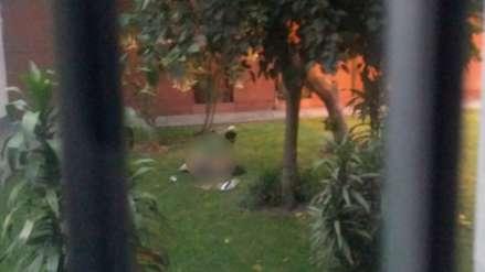 Vecinos de Barranco denuncian que parejas tienen relaciones sexuales en parque del distrito