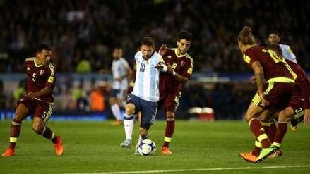 Argentina vs. Venezuela EN DIRECTO minuto a minuto – Amistoso Internacional