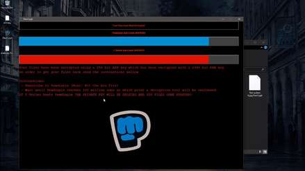 Ransomware bloquea los archivos de tu PC hasta que 'PewDiePie' tenga 100 millones de suscriptores