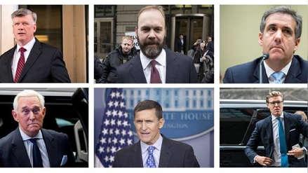Quién es quién en la investigación sobre la trama rusa en Estados Unidos
