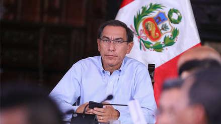Vota: ¿Cuánto de nota le pones al primer año de gobierno de Martín Vizcarra?