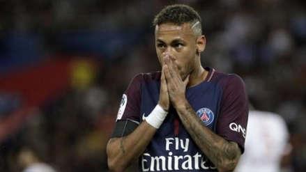 Neymar se arriesga a dura sanción de la UEFA por criticar el arbitraje del PSG vs. United
