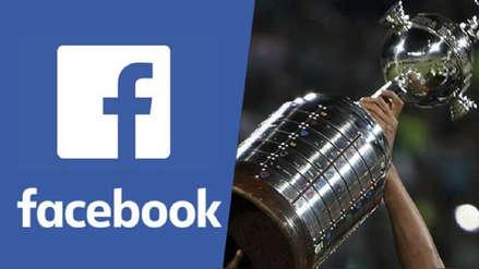 Facebook pierde la exclusividad de los partidos de la Copa Libertadores