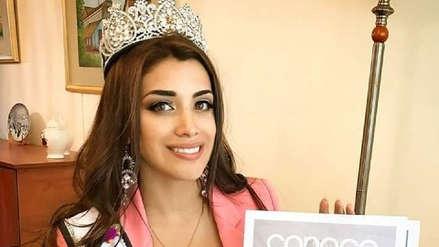 Miss Perú: Representante de Tacna continúa hospitalizada tras sufrir accidente de tránsito