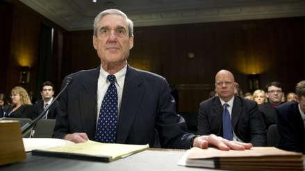 Robert Mueller entrega el informe sobre la trama rusa al Gobierno de EE.UU.