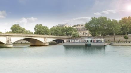 Conoce Fluctuart, el primer museo flotante que abrirá sus puertas en París