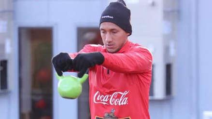 Selección Peruana: Christofer Gonzales y el diagnóstico de la lesión que sufrió ante Paraguay