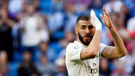 Karim Benzema: el delantero que más juega en toda Europa