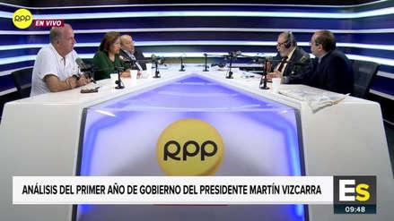 Fernán Altuve, Ana Choquehuanca y Kurt Burneo protagonizaron tenso debate sobre Vizcarra y Odebrecht