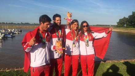 Juegos Sudamericanos de Playa 2019: Stefano Peschiera y Alonso Collantes sumaron dos medallas de oro para Perú