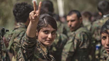 """Combatientes antiyihadistas derrotaron al Estado Islámico y """"eliminaron totalmente"""" su"""