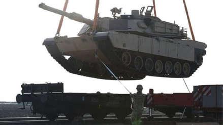 Lima: la ciudad en Estados Unidos que fabrica tanques y que fue 'rescatada' por Trump