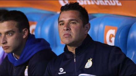 ¡Ya van dos! Héctor Tapia no continuará como director técnico de Real Garcilaso
