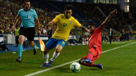 Brasil vs. Panamá EN DIRECTO: minuto a minuto - Amistoso Internacional FIFA