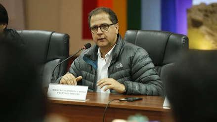 Ministro Ísmodes: Gobierno apuesta por el diálogo para resolver conflicto en Las Bambas