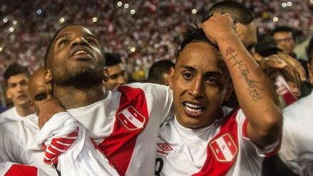 """Jefferson Farfán sobre el gol de Christian Cueva: """"Se lo merece"""""""