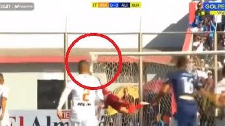 Alianza Lima vs. Ayacucho FC: Gonzalo Sánchez casi anota un golazo al ángulo