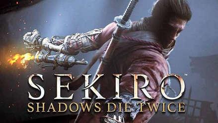 Una mirada a Sekiro: Shadows Die Twice, el esperado nuevo proyecto de Hidetaka Miyazaki