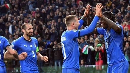 Italia derrotó 2-0 a Finlandia con goles de Barella y Kean por Eliminatorias a la Eurocopa 2020