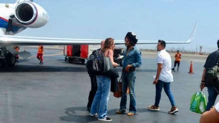 Lenny Kravitz: Así fue la llegada del cantante que brindará un concierto en Perú [VIDEO]
