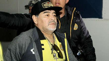 Diego Maradona y su dardo contra Argentina: