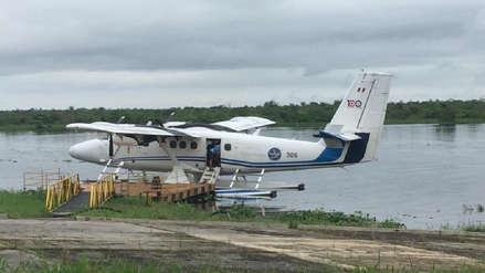 Avioneta desaparecida en Loreto trasladaba dinero de programas sociales del Midis
