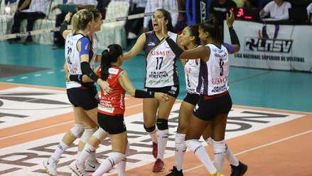 San Martín derrotó a Circolo y se consagró campeón de la Liga Nacional Superior de Voleibol