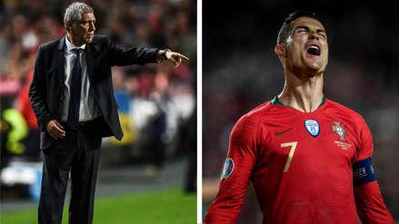 Entrenador de Portugal: