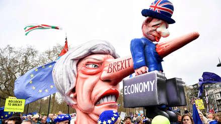 Brexit: Ejemplo de autodestrucción