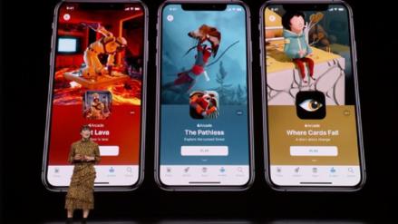 Apple presenta Arcade, su