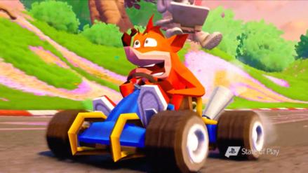 Crash Team Racing: Nitro-Fueled presenta un nuevo tráiler