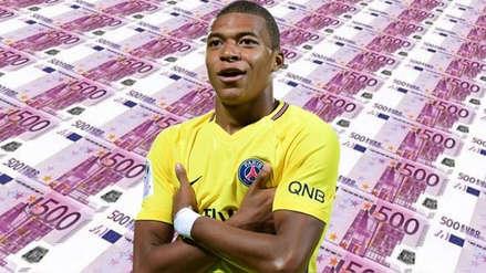 Real Madrid y la descomunal oferta para fichar a Kylian Mbappé
