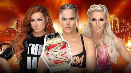 WWE WrestleMania 35 EN VIVO | WrestleMania 35 tendrá el primer main event femenino de la historia