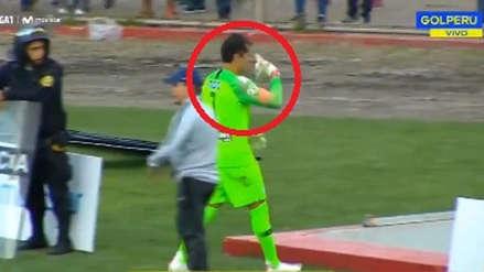 Leao Butrón se pronunció sobre gestos tras el partido ante Ayacucho FC