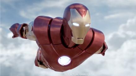 Iron Man llegará a PlayStation con un juego de realidad virtual