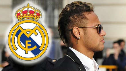 Neymar se aleja de Real Madrid tras declaración de su padre