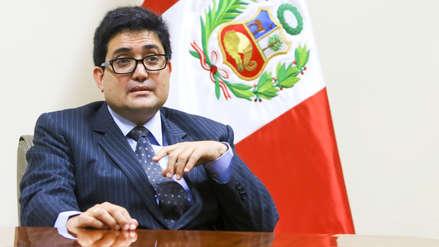 Procurador Jorge Ramírez: