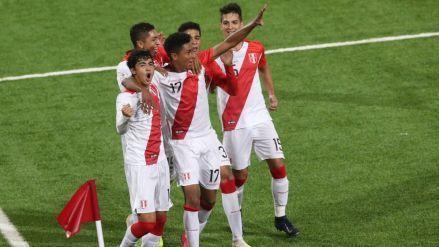 Así está la tabla de posiciones del Sudamericano Sub 17