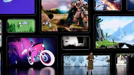 Así fue la presentación de los nuevos servicios de Apple