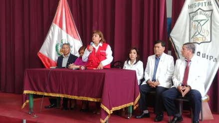 Arequipa: Evaluarán si el hospital Honorio Delgado tiene que ser demolido