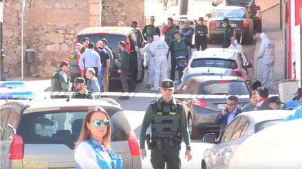 Feminicidio en España: Un peruano asesina a su esposa y luego se suicida
