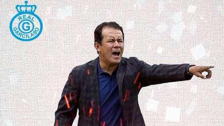 Real Garcilaso: Juan Reynoso fue oficializado como nuevo entrenador del equipo cusqueño
