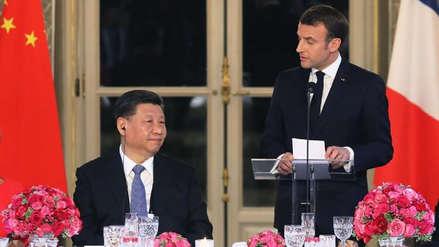 Francia a China: