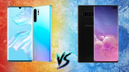 Huawei P30 vs. Samsung Galaxy S10: ¿Quién reina la gama alta de Android?