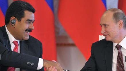 Así justifica Rusia la presencia de sus aviones militares en Venezuela