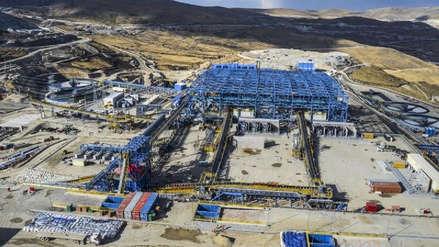 Las Bambas   Minera dice que protestas afectarán producción de cobre