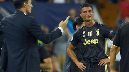 Juventus reveló la gravedad de la lesión de Cristiano Ronaldo